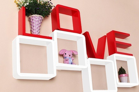 Choice of Floating Shelves From R349.99 Including Delivery (Up to 55% Off)
