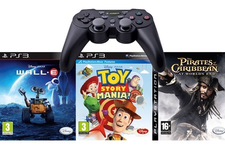 PS3 Controller and Games Combo For R499 Including Delivery (29% Off)