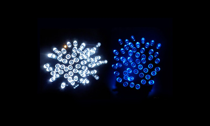 Solar Fairy Lights for R229.95 Including Delivery (35% Off)