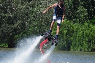 Jet Boarding Experience from R700 with Lift Jet Board (Up to 60% Off)