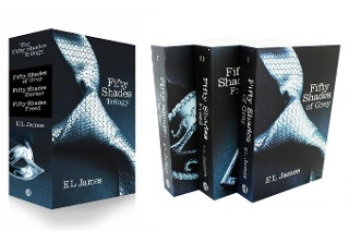Fifty Shades Trilogy Boxed Set for R399 Including Delivery (33% Off)