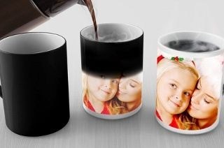 Personalised Magic Photo Mug from R135 with CandyWrap (Up to 60% Off)