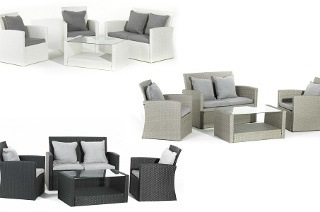 Benedict Patio Lounge Set for R5 399 Including Delivery (28% Off)