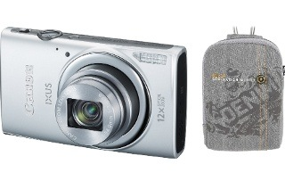 Silver Canon IXUS 265 for R1 499 Including Delivery (25% Off)
