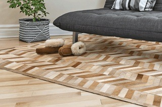 Cow Hide Rug for R3 869 Including Delivery (35% Off)