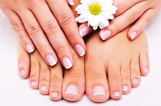 Deluxe Manicure or Pedicure from R88 at Sabine Health & Beauty Clinic (Up to 60% Off)