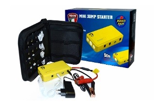 Rossi Car Jump Starter Power Bank for R999 Including Delivery (23% Off)