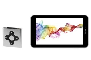 Blaupunkt 7-Inch Tablet 3G and Free Blaupunkt MP3 Player for R999 Including Delivery (41% Off)
