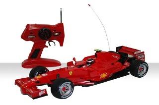 Ferrari F1 Remote Control Series Car for R439 Including Delivery (69% Off)