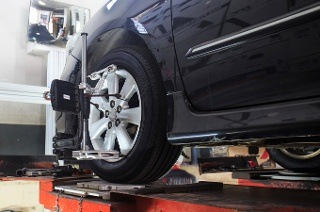 3D Wheel Alignment from R99 with Optional Balancing, Battery and Shock Test at Supa Quick Witkoppen (Up to 63% Off)