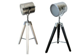 Tripod Spotlight Lamp for R799 Including Delivery (56% Off)