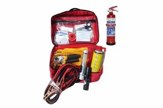 Auto-DNA Vehicle Safety Kit for R1 199 Including Delivery (20% Off)