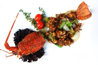Two-Course Thai Cuisine Meal from R290 at Fugu Restaurant (50% Off)