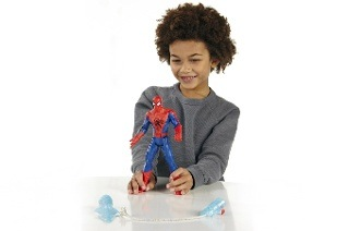 Triple Attack Spider-Man for R699 Including Delivery (26% Off)