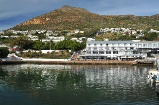 Simon's Town: One, Two or Three-Night Weekend or Weekday Stay for Two at Simon's Town Quayside Hotel