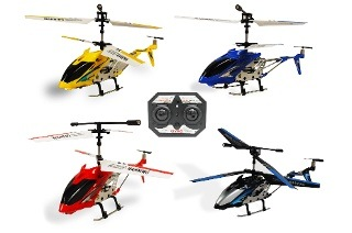3.5-Channel Helicopter for R299 Including Delivery (40% Off)