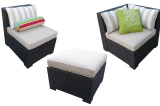 Cabana Five-Piece All-Weather Outdoor Sofa Set for R11 999 Including Delivery (25% Off)