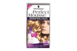 Set of Two Schwarzkopf Perfect Mousse in Amber Gold Blonde from R99 Including Delivery (Up to 65% Off)