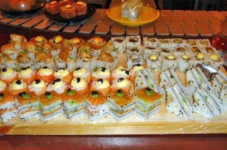 Sushi Platters from R141 at Sakura (Up to 52% Off)