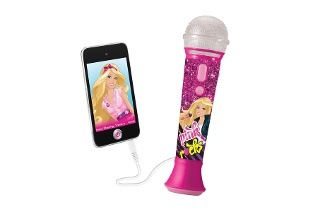 Barbie Singing Star Microphone for R279.95 Including Delivery (11% Off)