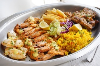 Adega Combo Platter for Two People at Adega Ridge Road for R179 (50% Off)
