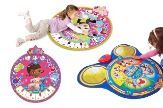 Doc McStuffins, Mickey or Minnie Musical Mat from R599 Including Delivery (Up to 17% Off)