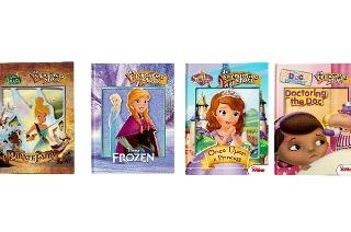Disney Enchanting Storybook 4-Pack for R359 Including Delivery (20% Off)