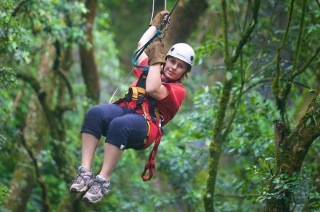 Karkloof Canopy Tour Experience, Including Refreshments and a Light Meal from R395 (Up to 55% Off)