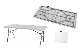 Folding Trestle Table for R499 Including Delivery (69% Off)