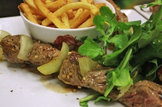 Three-Course Set Menu from R280 at La Vie en Rose (Up to 52% Off)