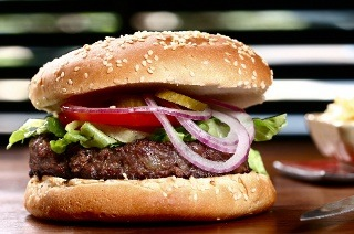 Burgers from R79 at McPherson's Restaurant On the Vlei (Up to 54% Off)