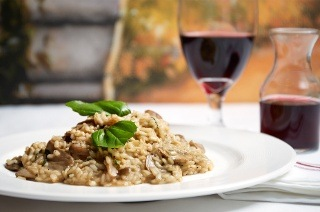 Pasta or Risotto with Drinks and Dessert from R229 at Goloso Italian Restaurant (Up to 52% Off)