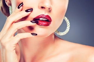 Manicure or Pedicure from R65 with Optional Overlays at Claudia's Nails (Up to 55% Off)