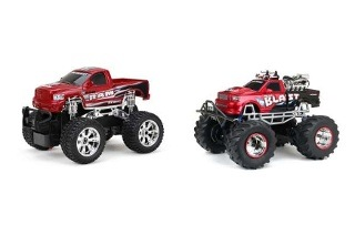 Choice of Monster Truck Toys from R356 Including Delivery (Up to 15% Off)
