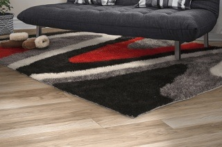 Choice of Hand-Knotted Polyester Shaggy Rugs from R1 369 Including Delivery (38% Off)