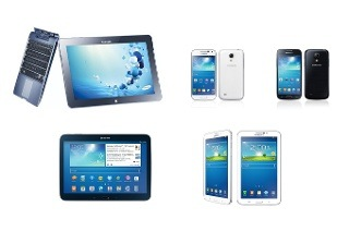 Samsung ATIV Smart PC and Samsung Galaxy S4 or Samsung Galaxy Tab 3 from R2 099 Including Delivery (Up to 54% Off)