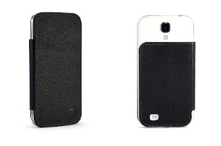 E-Style Leather Cover for Samsung S4 Verso for R149 Including Delivery (47% Off)