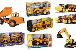 Roma Collection Construction Toys from R199.95 Including Delivery (Up to 13% Off)