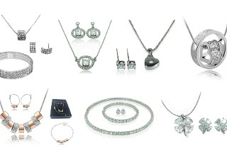 Swarovski Elements Jewellery from R299 Including Delivery (Up to 57% Off)