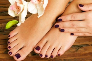 Paraffin Manicure or Pedicure from R122 at Trend Nail & Beauty Salon (55% Off)