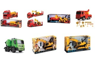 Various Roma Toys from R249.95 Including Delivery (Up to 14% Off)