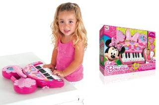 Minnie Mouse Keyboard for R699.95 Including Delivery (10% Off)