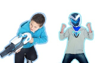 Max Steel Mask or Turbo Blaster from R399.95 Including Delivery (17% Off)