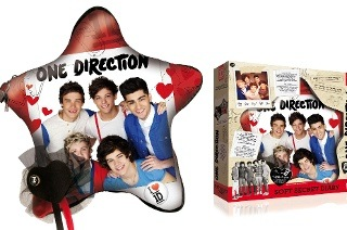 One Direction Soft Secret Diary for R399.95 Including Delivery (31% Off)
