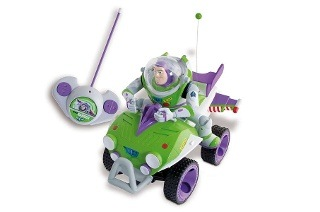 Toy Story Buzz Planet Explorer Quad for R924 Including Delivery (16% Off)