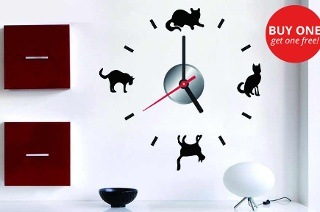 Two for One: DIY Wall Clocks for R149 Including Delivery (75% Off)