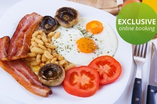 Emporium Breakfast with Coffee or Tea from R57 at Emporium (Up to 54% Off)
