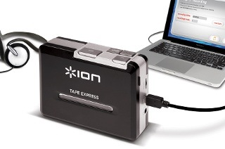 Ion Tape Express Tape to MP3 Converter for R399 Including Delivery (33% Off)