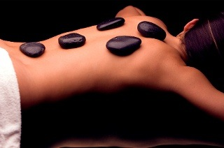 Full Body Hot Stone Massage from R179 with Optional Manicure or Pedicure at Studio P Nail & Body Salon (Up to 63% Off)