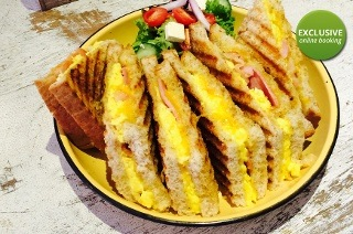 Side Salad, Sandwich and Confectionery from R56 at MaBertha's Kitchen (50% Off)